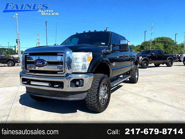 2012 Ford F-250 Lariat for sale in Springfield, IL
