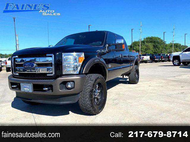 2016 Ford F-250 King Ranch for sale in Springfield, IL