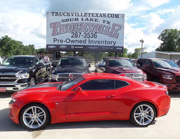 2019 Chevrolet Camaro 3LT for sale in Sour Lake, TX