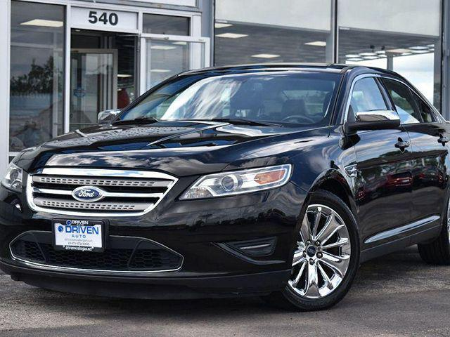 2012 Ford Taurus Limited for sale in Waukegan, IL