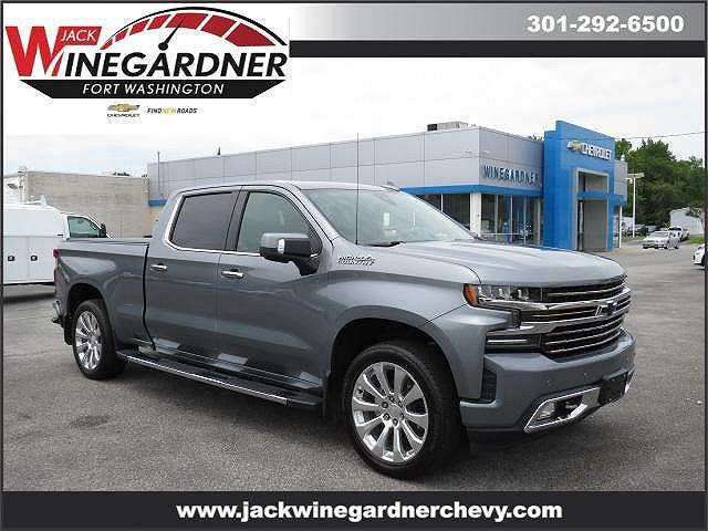 2019 Chevrolet Silverado 1500 High Country for sale in Fort Washington, MD