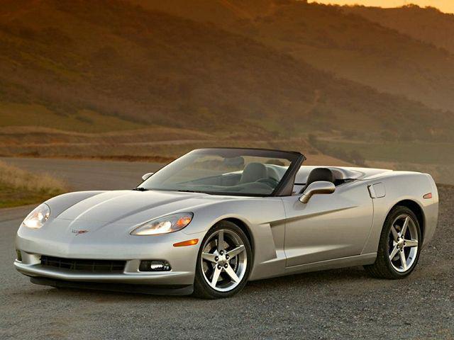 2005 Chevrolet Corvette 2dr Convertible for sale in Pasadena, MD