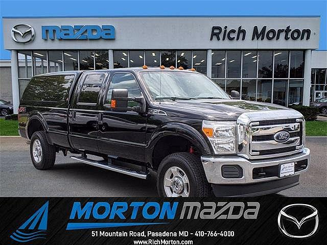 2016 Ford F-250 XLT for sale in Pasadena, MD
