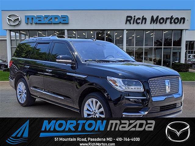 2018 Lincoln Navigator Select for sale in Pasadena, MD