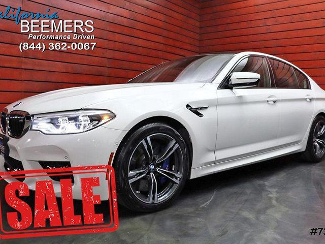 2019 BMW M5 Sedan for sale in Costa Mesa, CA