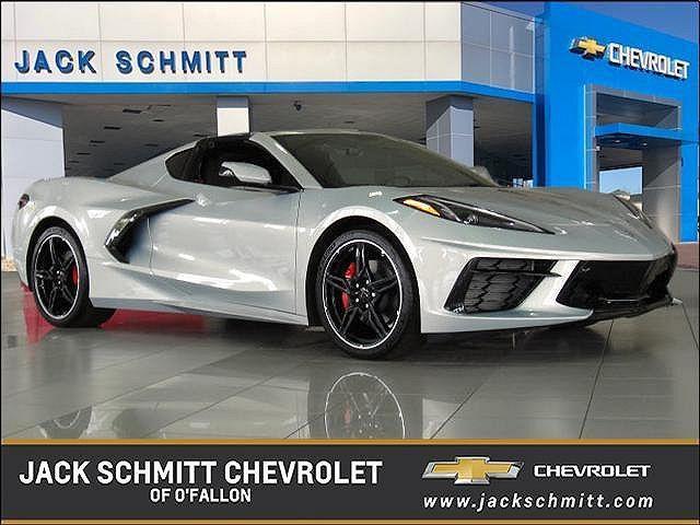 2021 Chevrolet Corvette 2LT for sale in O'Fallon, IL