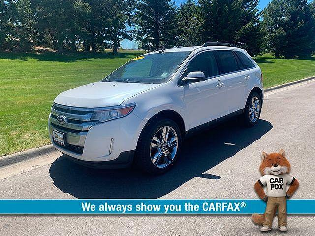 2013 Ford Edge Limited for sale in Great Falls, MT