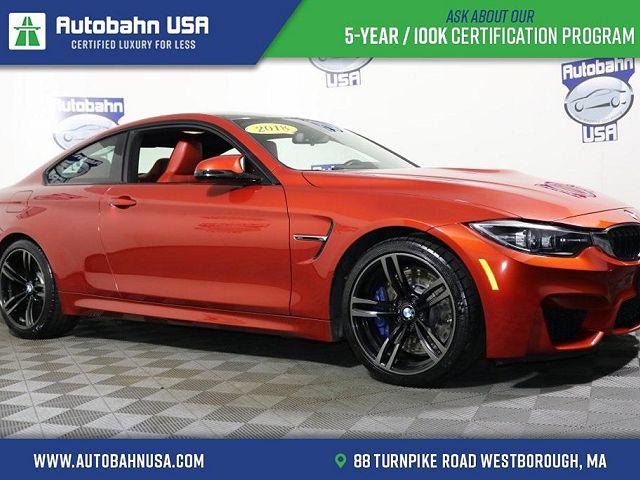 2018 BMW M4 Coupe for sale in Westborough, MA