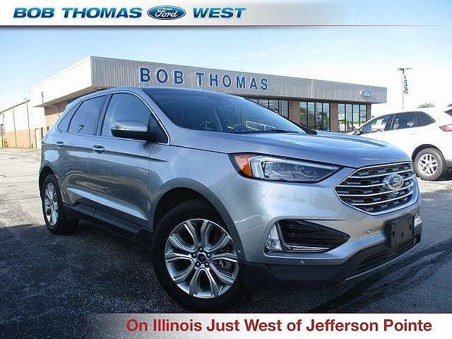 2020 Ford Edge Titanium for sale in Fort Wayne, IN