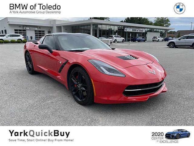 2015 Chevrolet Corvette Z51 2LT for sale in Toledo, OH