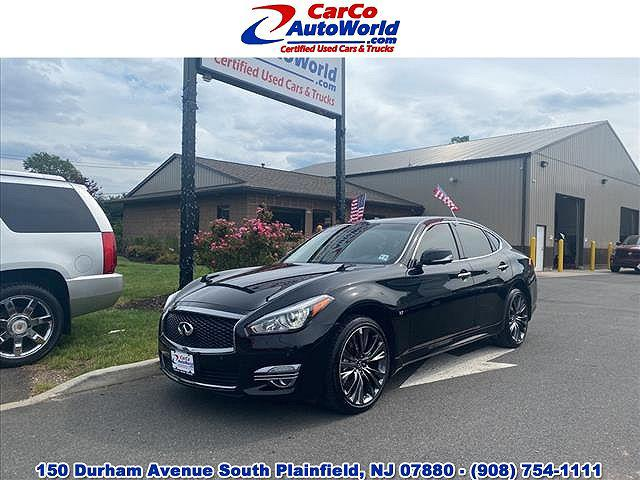 2016 INFINITI Q70 4dr Sdn V6 AWD for sale in South Plainfield, NJ