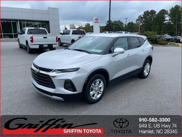 2020 Chevrolet Blazer LT for sale in Hamlet, NC