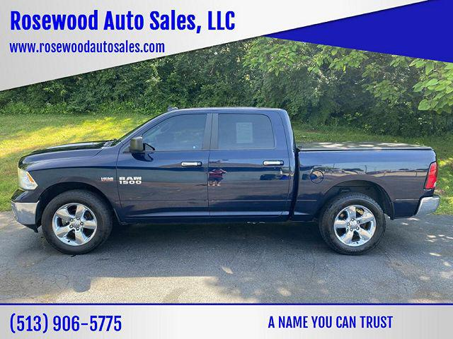 2015 Ram 1500 Big Horn for sale in Hamilton, OH