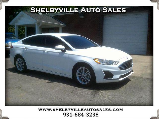 2020 Ford Fusion SE for sale in Shelbyville, TN