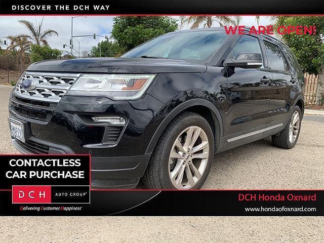 2018 Ford Explorer XLT for sale in Oxnard, CA