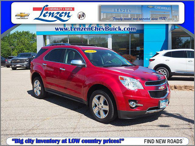 2014 Chevrolet Equinox LTZ for sale in Chaska, MN