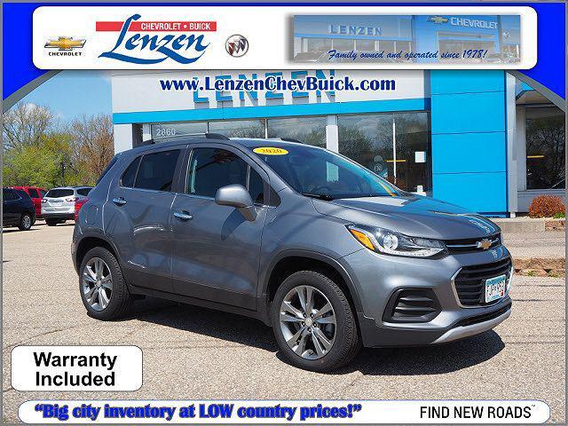 2020 Chevrolet Trax LT for sale in Chaska, MN
