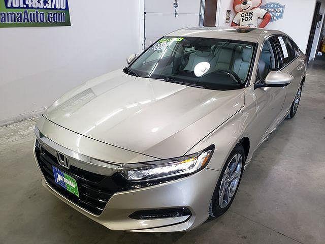 2019 Honda Accord Sedan EX 1.5T for sale in Dickinson, ND