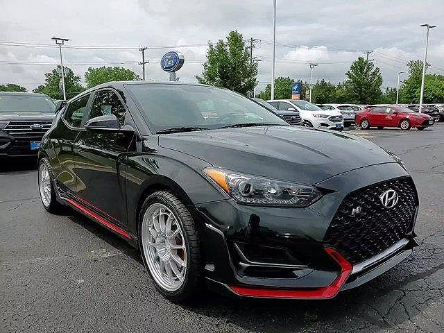 2019 Hyundai Veloster N for sale in Lake Villa, IL