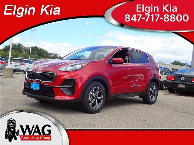 2021 Kia Sportage LX for sale in Elgin, IL