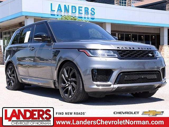 2019 Land Rover Range Rover Sport HSE Dynamic for sale in Norman, OK