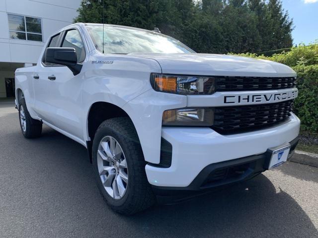 2021 Chevrolet Silverado 1500 Custom for sale in Wilsonville, OR