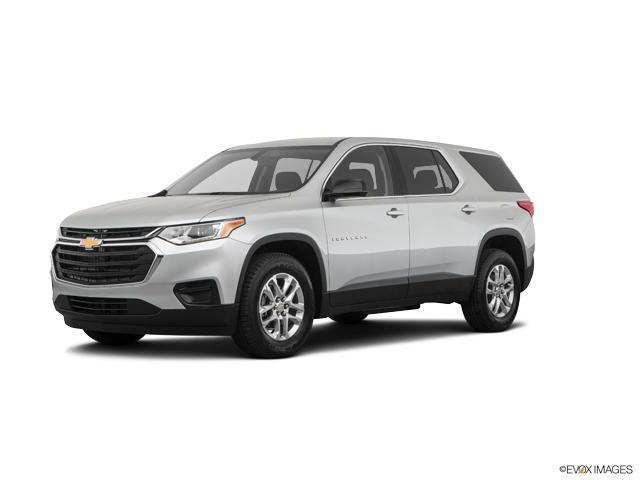 2021 Chevrolet Traverse LT Cloth for sale in Coeburn, VA
