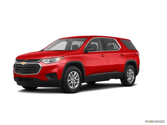 2019 Chevrolet Traverse LT Cloth for sale in Pottsville, PA