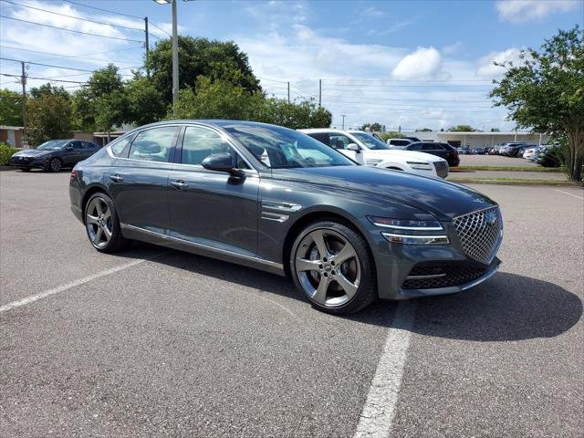 2021 Genesis G80 3.5T for sale in Saint Petersburg, FL