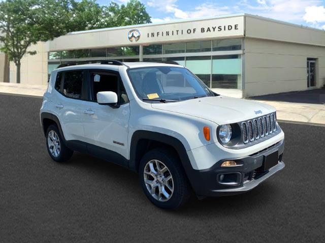 2016 Jeep Renegade Latitude [0]