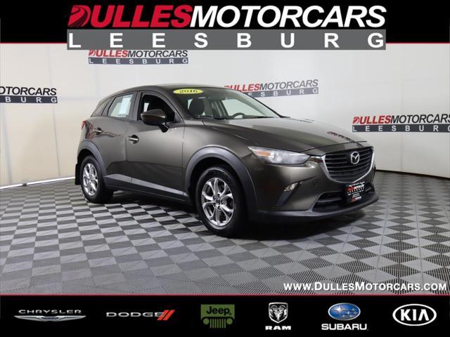 2016 Mazda CX-3 Sport for sale in Leesburg, VA