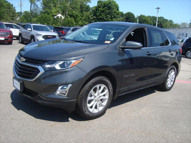 2018 Chevrolet Equinox LT for sale in Portsmouth, NH