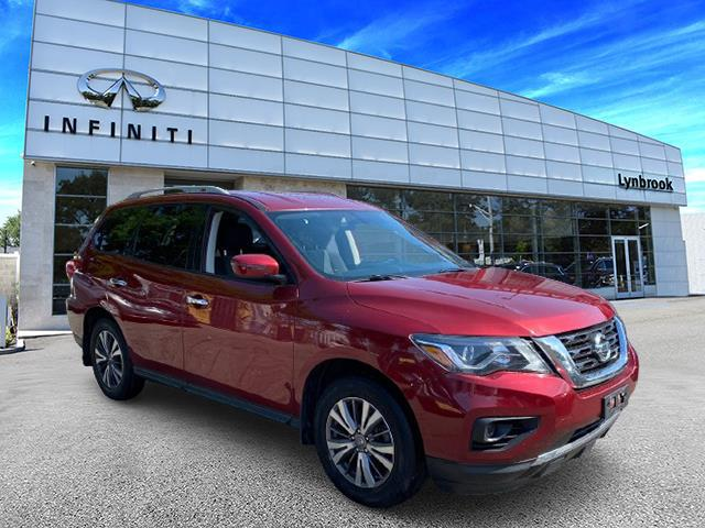 2018 Nissan Pathfinder S [0]