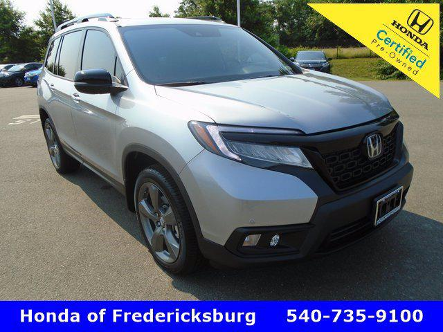 2021 Honda Passport Touring for sale in Fredericksburg, VA