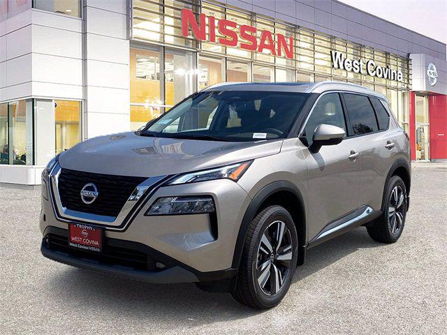 2021 Nissan Rogue SL for sale in West Covina, CA