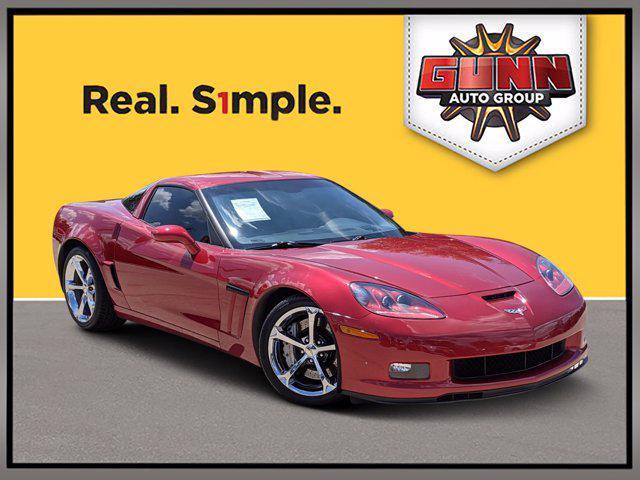 2012 Chevrolet Corvette Z16 Grand Sport w/3LT for sale in San Antonio, TX