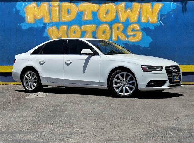 2013 Audi A4 Premium Plus for sale in San Jose, CA