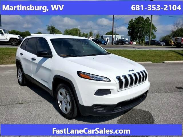 2015 Jeep Cherokee Sport for sale in Hagerstown, MD