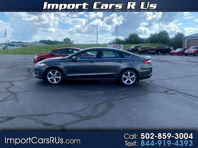 2016 Ford Fusion SE for sale in Lawrenceburg, KY