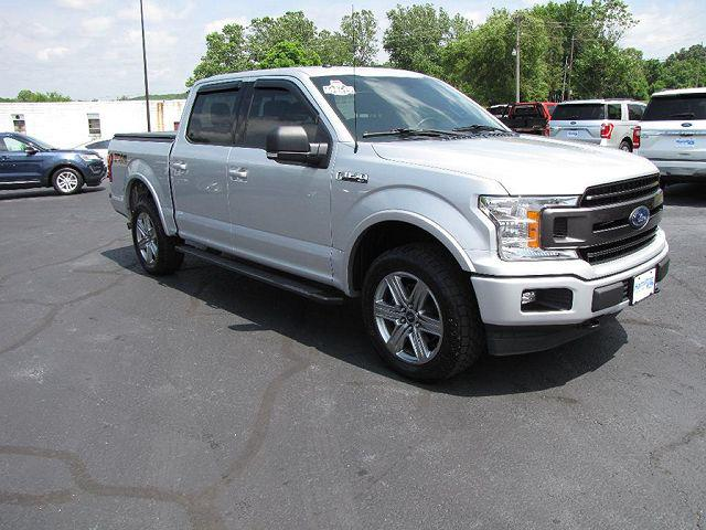 2018 Ford F-150 XLT for sale in Crane, MO