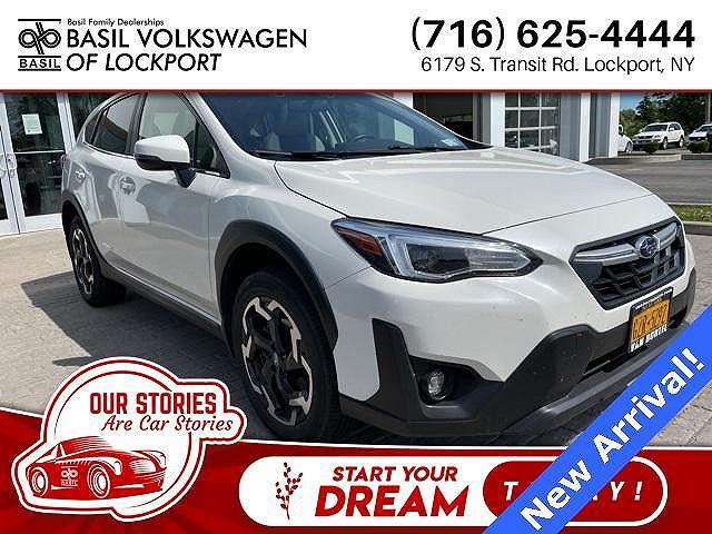 2021 Subaru Crosstrek Limited for sale in Lockport, NY