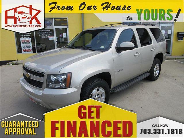 2013 Chevrolet Tahoe LT for sale in Manassas, VA