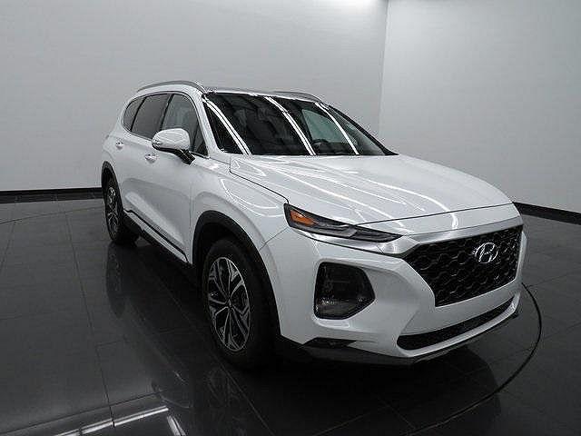 2019 Hyundai Santa Fe Limited for sale in Baton Rouge, LA