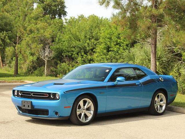 2015 Dodge Challenger R/T Plus for sale in Sarasota, FL