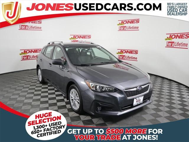 2018 Subaru Impreza Premium for sale in Bel Air, MD