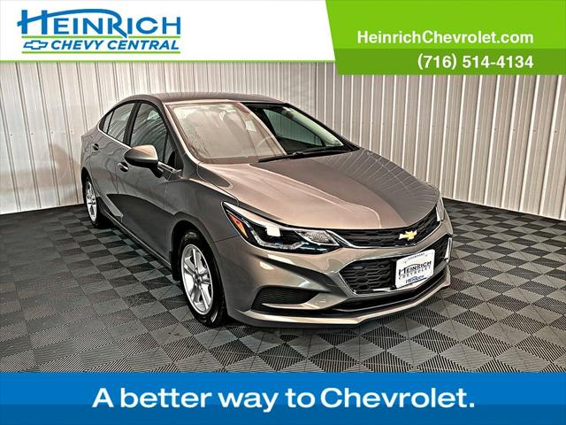 2018 Chevrolet Cruze LT for sale in Lockport, NY