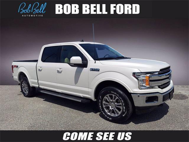 2019 Ford F-150 Lariat for sale near GLEN BURNIE, MD