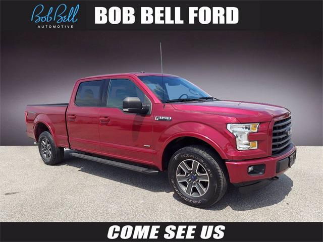 2016 Ford F-150 XLT for sale in GLEN BURNIE, MD