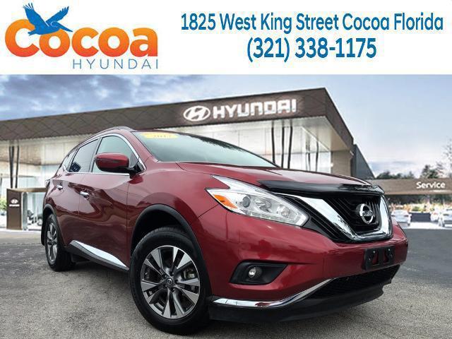 2017 Nissan Murano SV for sale in COCOA, FL