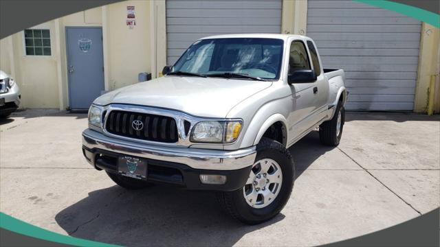 2001 Toyota Tacoma XtraCab V6 Manual 4WD (Natl) for sale in Denver, CO